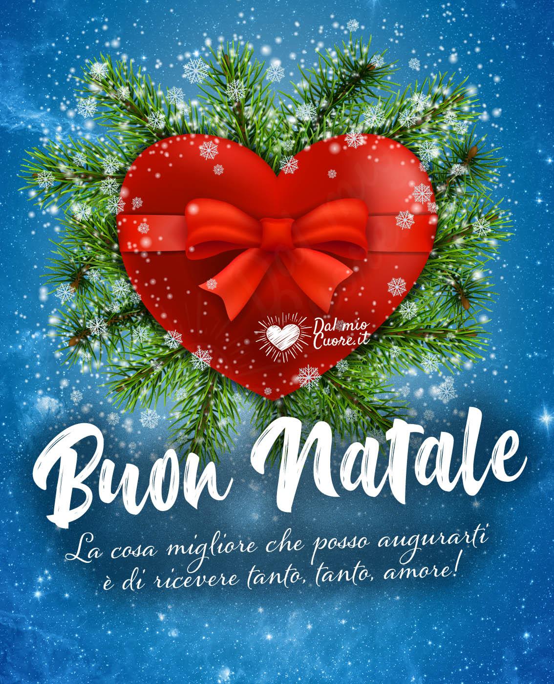 Frasi Di Buon Natale D Amore.Auguri Di Buon Natale Immagini Video E Gif Per Facebook E Whatsapp
